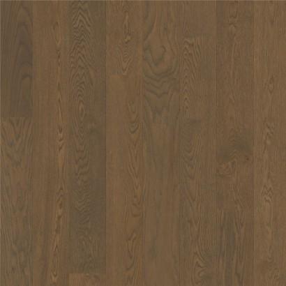QUICK-STEP Compact Extra matt barna Cambridge tölgy szalagparketta COM5109