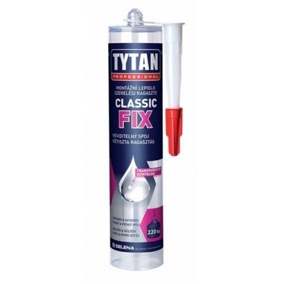 Szerelési ragasztó Tytan Classic FIX 310 ml