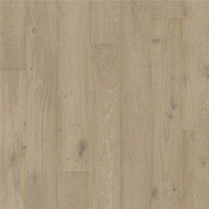 QUICK-STEP Compact Extra matt világos viharszürke tölgy szalagparketta COMG5110