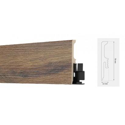 ARBITON TORE60 szegélyléc/SPC és vinyl padlóhoz