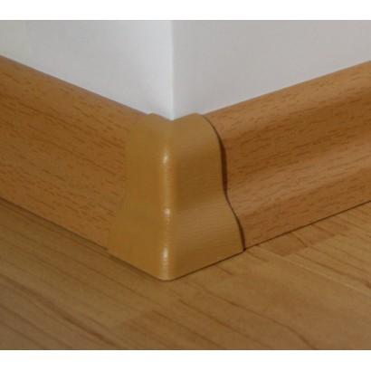MF dekorfóliás szegélyléc/laminált padlóhoz