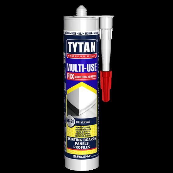Szerelési ragasztó Tytan Multi-Use FIX RB-20 310 ml