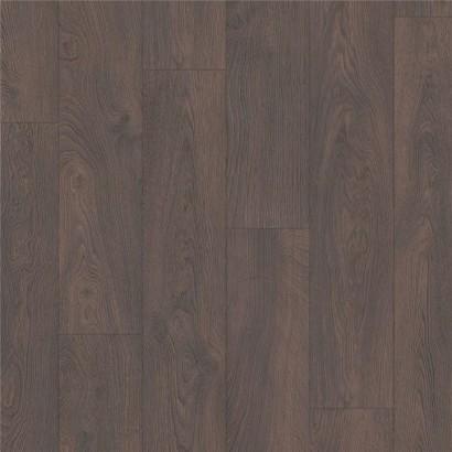 QUICK-STEP Classic sötét antikolt tölgy deszka laminált padló CLM1383